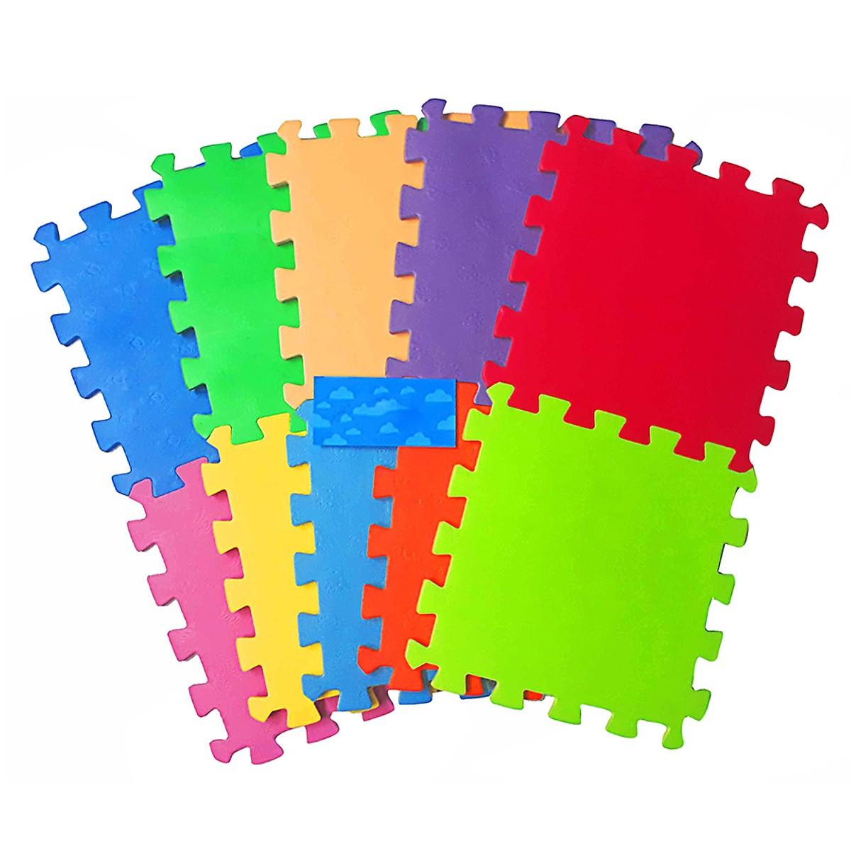 Thảm chơi cho bé Phước Thành 10 màu