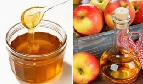 thành phần giấm táo