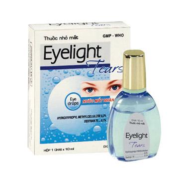 thuốc nhỏ mắt eyelight