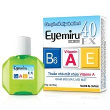 Thuốc nhỏ mắt cao cấp Eyemiru 40EX