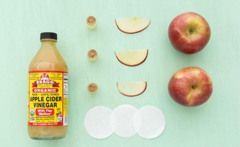 thương hiệu giấm táo