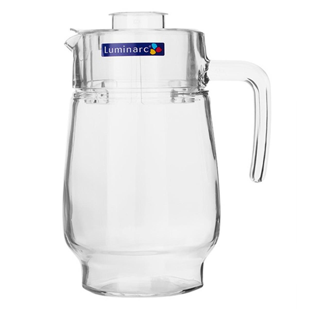 Bình đựng nước thủy tinh Luminarc G2674 1.6 Lít
