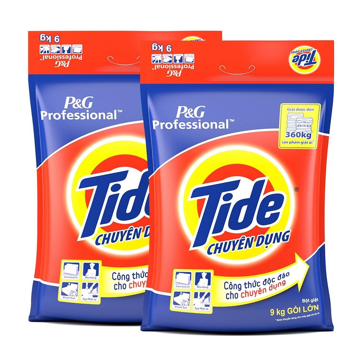 bột giặt là gì