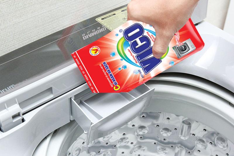 chọn mua bột giặt