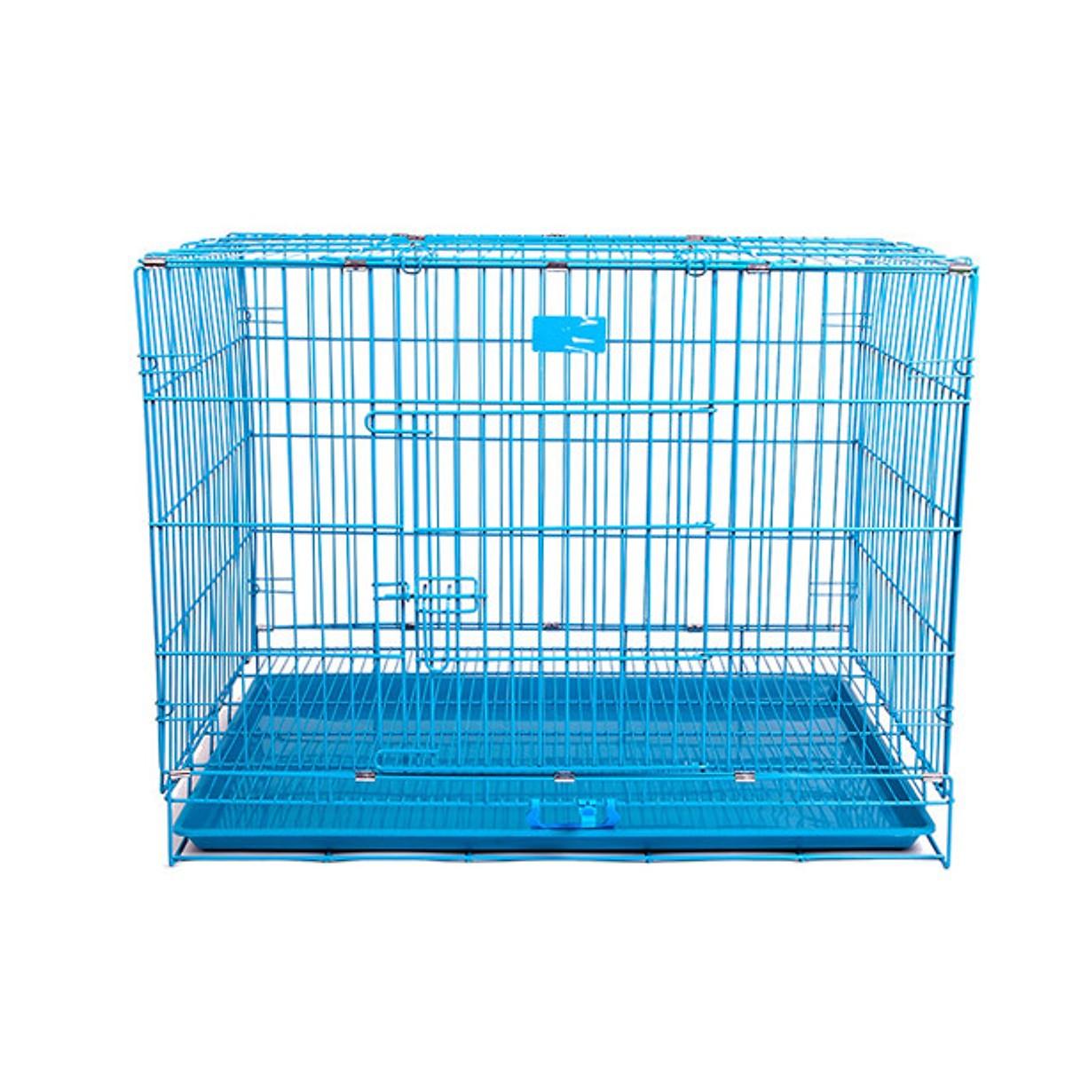 Chuồng chó mèo giá rẻ sơn tĩnh điện TH01