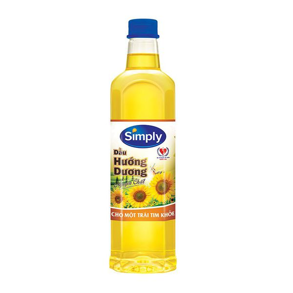 dầu ăn simply