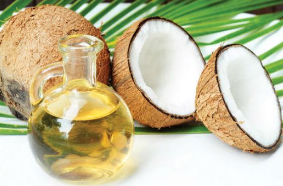 dầu dừa không chứa chất hóa học