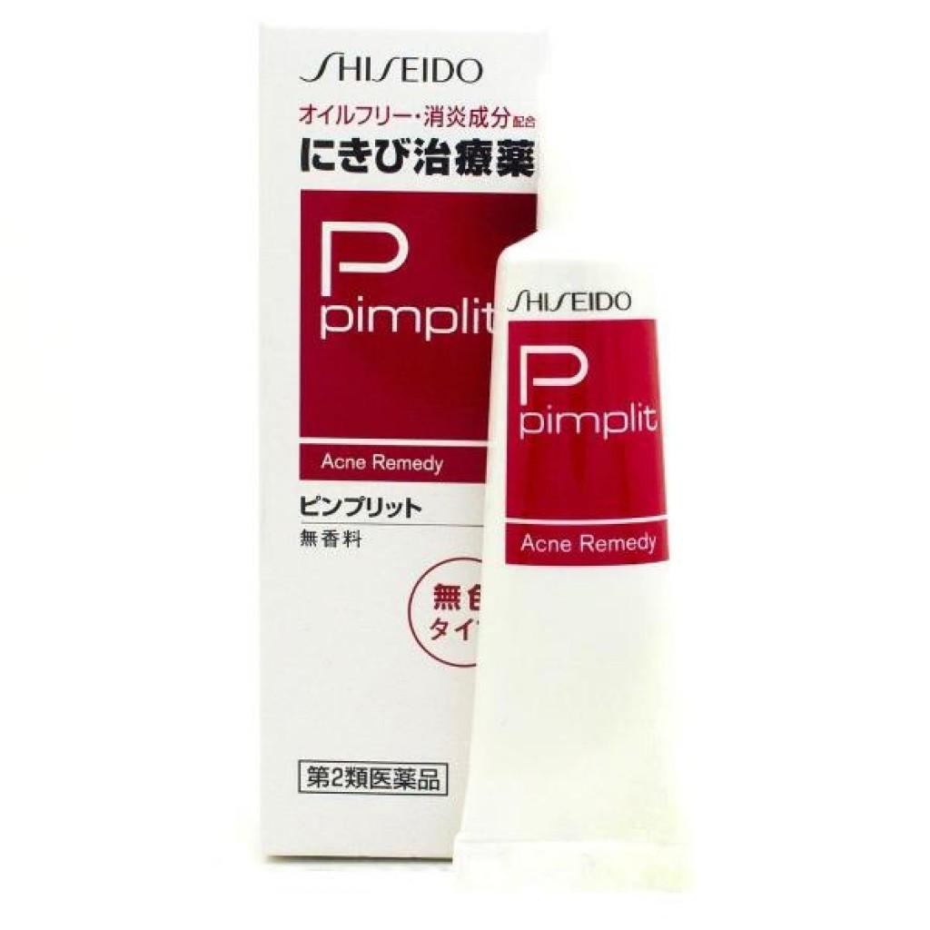 Kem trị mụn ẩn chính hãng Shiseido Pimplit Nhật Bản