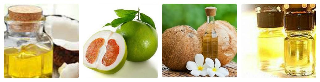 nên dùng dầu dừa hay dầu bưởi tốt hơn