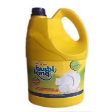 Nước rửa chén Bubbiking hương chanh 3.8kg