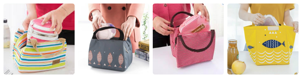 tác dụng của túi đựng hộp cơm