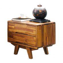 Tủ đầu giường Coco gỗ tràm Ibie BSK2COC