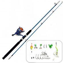 Cần câu cá bạo lực 2 khúc đặc ruột TPB75 NL4000