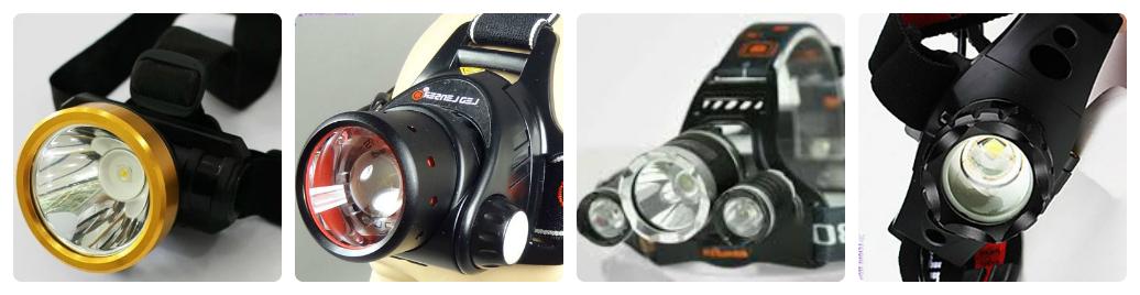 Những tính năng hữu ích đèn pin đội đầu