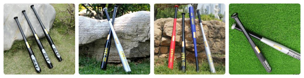 có những loại gậy bóng chày nào