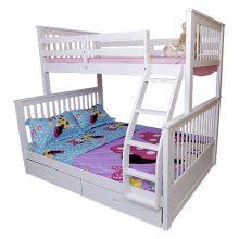 Giường tầng giá rẻ GT028-WH