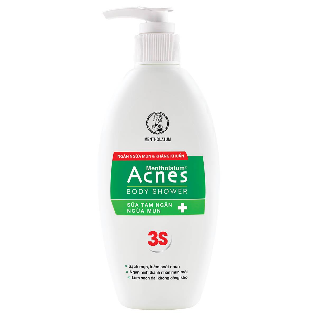 Kem trị mụn lưng Acnes