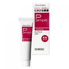 kem trị thâm mụn shiseido