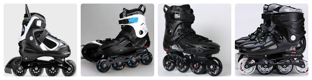 nên mua giày trượt patin 1 hàng hay 2 hàng