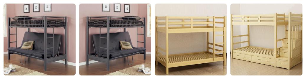 nên mua giường tầng gỗ hay sắt tốt hơn