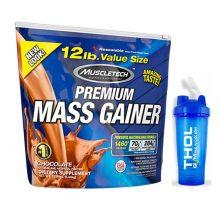 Sữa tăng cân Premium Mass Gainer của Muscle 5.4 kg