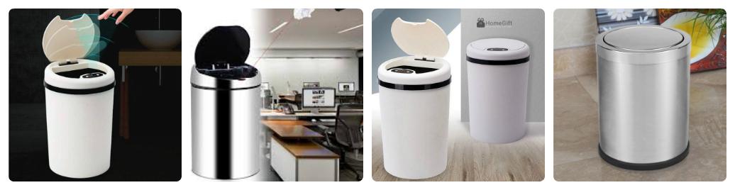 Những lợi ích của thùng đựng rác thông minh