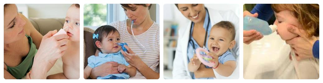 Những tác dụng hữu ích của bình rửa mũi