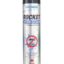 Bình xịt muỗi giá rẻ Rocket không mùi Xám