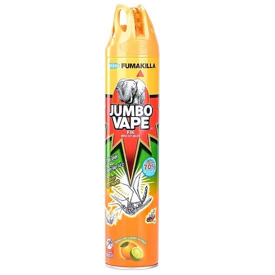 thuốc xịt muỗi jumbo