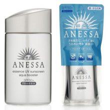Kem chống nắng Anessa màu bạc