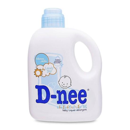 Nước giặt cho bé Dnee