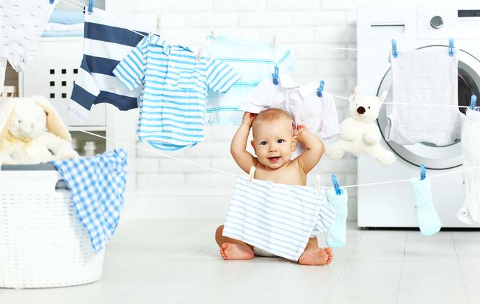 nước giặt được kiểm nghiệm bởi các chuyên gia da liễu