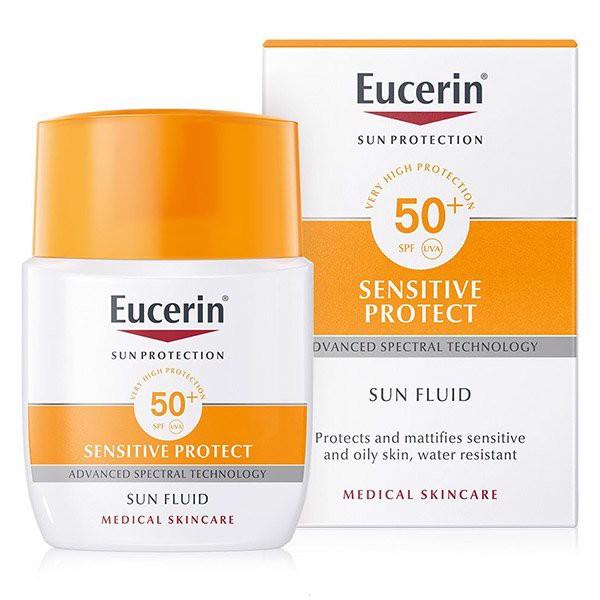 kem chống nắng eucerin là gì