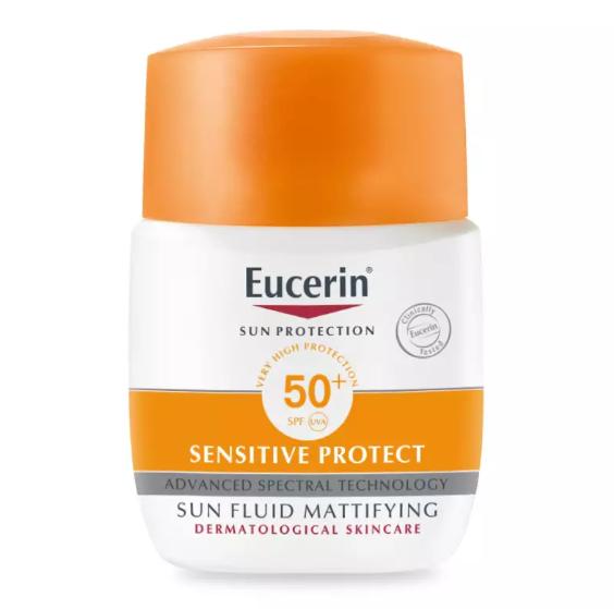 kem chống nắng eucerin