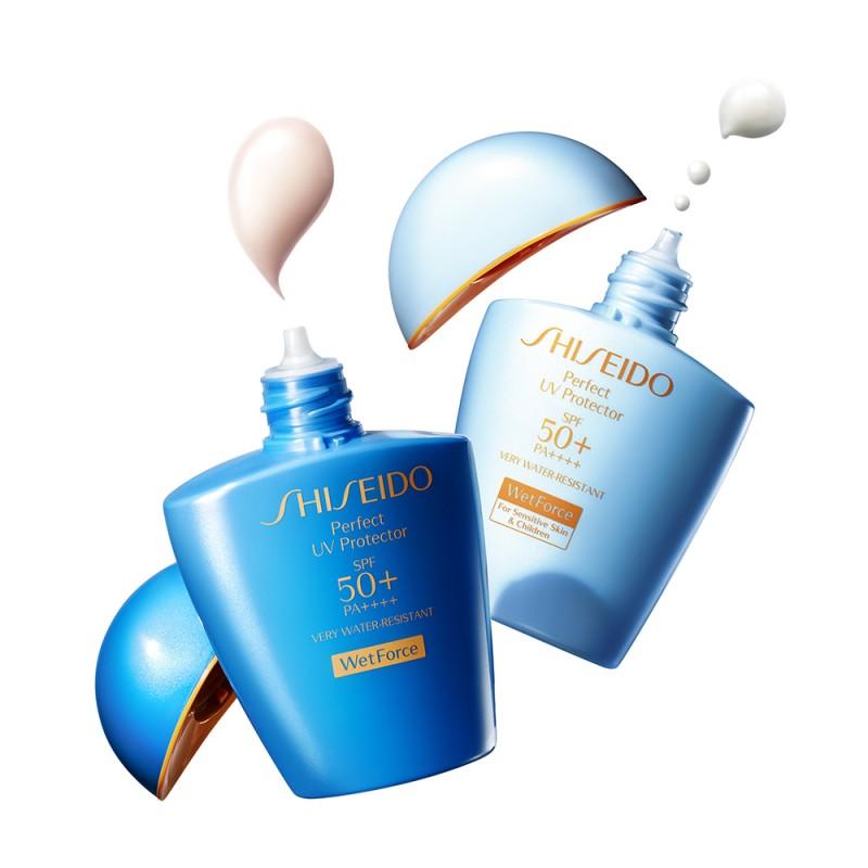 Kem chống nắng Shiseido là gì?