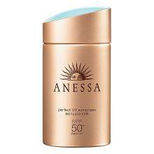 Kem chống nắng Nhật Bản Anessa Perfect UV Sunscreen Milk