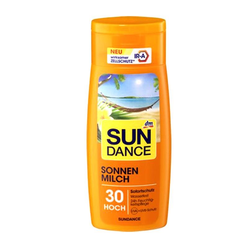 kem chống nắng sundance đức