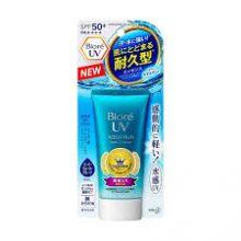 Kem chống nắng vật lý Biore UV Aqua Rich Whitening Essence 50+