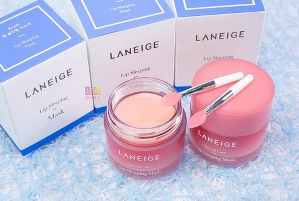 kiểm tra mùi hương mặt nạ môi