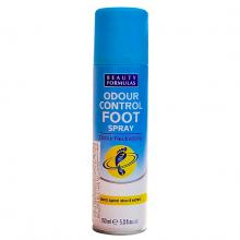 Xịt khử mùi hôi chân Beauty Formulas dạng chai 150ml