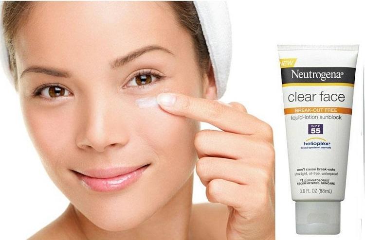 Cảm nhận khi sử dụng Neutrogena Clear Face