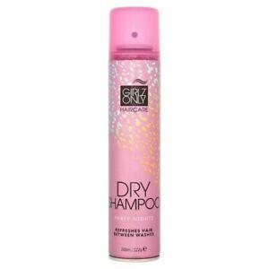 dầu gội khô dry shampoo girlz only party