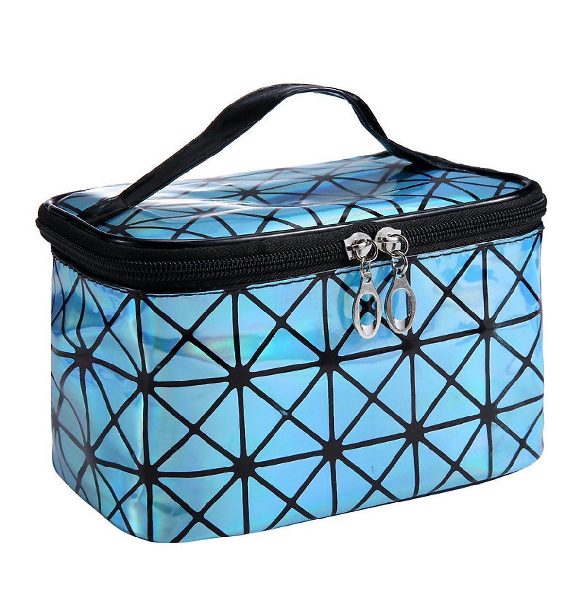 Túi đựng mỹ phẩm cá nhân Chất liệu TPU & Da