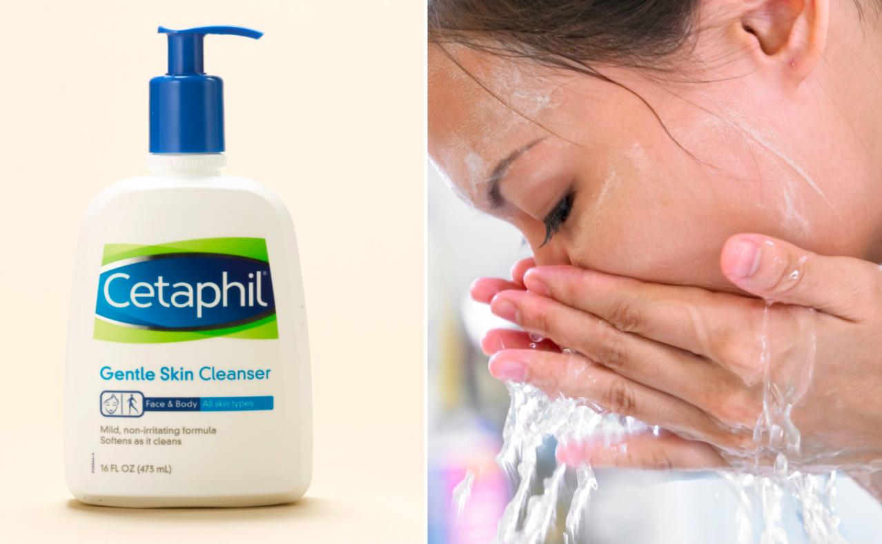 cảm nhận khi sử dụngcetaphil gentle skin cleanser