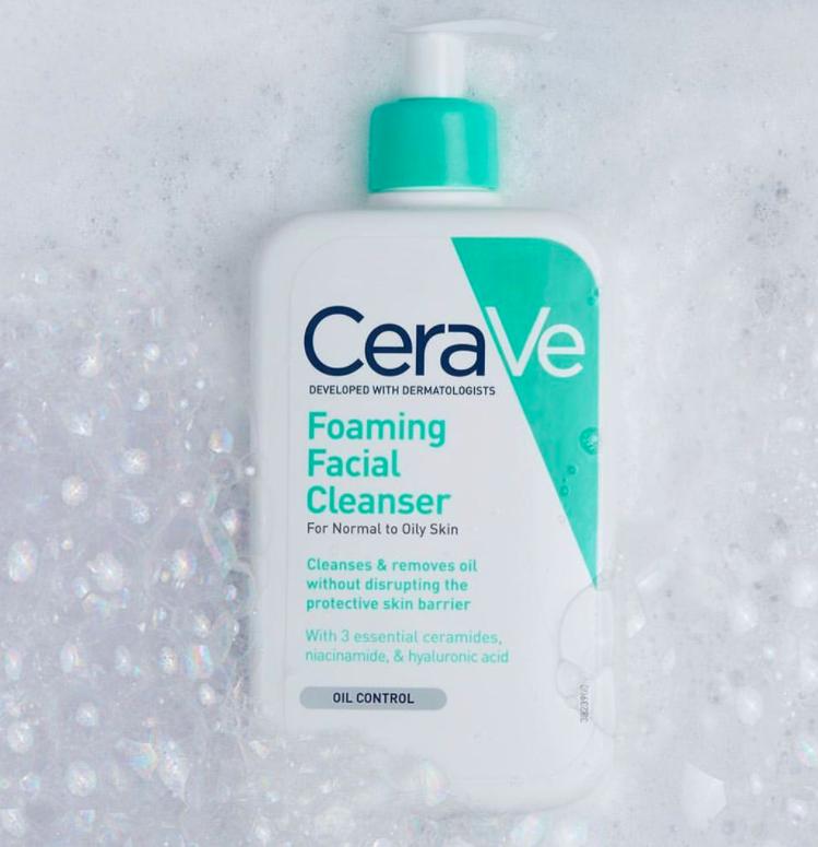 công dụng cerave foaming facial cleanser