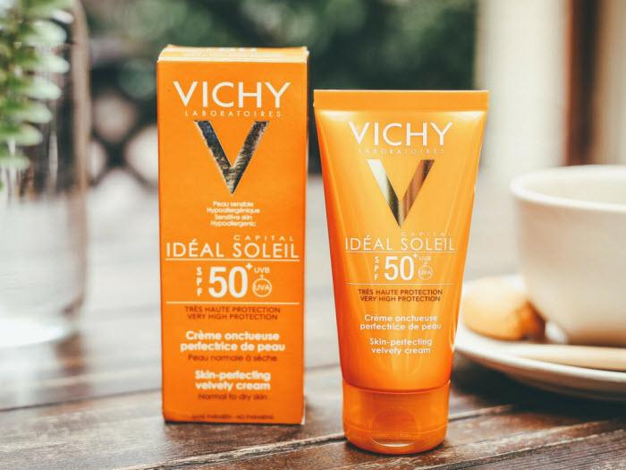 Kem chống nắng Vichy Ideal Soleil (Chính hãng)