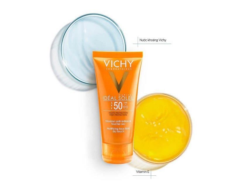 Mùi hương và giá thành Vichy Ideal Soleil