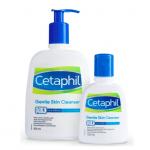 review sua rua mat cetaphil gentle skin cleanser