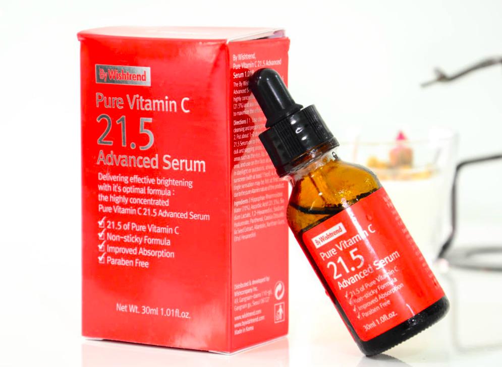 công dụng serum vitamin c21.5