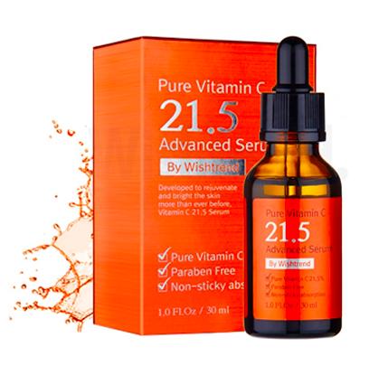 giới thiệu tổng quan serum vitamin c21.5
